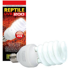 uva and uvb light hagen exo terra exo terra reptile uvb 200 ho bulb reptile