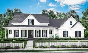 architectural designs top 10 modern farmhouse house plans la farmhouse