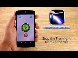 free flashlight apps for android power button flashlight led flashlight torch android apps on