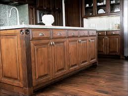 natural maple kitchen cabinets trendy kitchen photo in seattle