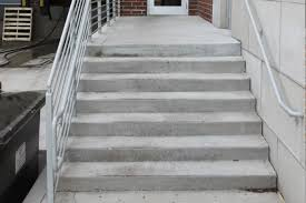 concrete steps a1 concrete leveling and foundation repair