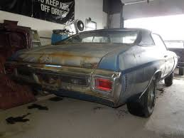 Barn Fresh Cars Find Used 1969 Chevelle Ss 396 Monaco Orange In Dayton Ohio