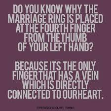 wedding ring meaning significance of wedding ring do you why the marriage ring is