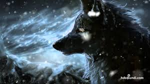most epic the wolf and the moon by brunuhville