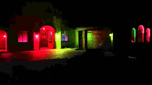 philips hue christmas lights christmas lights oh holy night powered by hue and ambify youtube