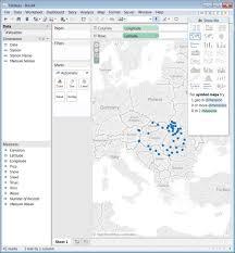 tableau visualization tutorial analysis tutorial with tableau desktop