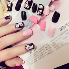 online buy wholesale acrylic nails black tips from china acrylic