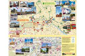Map Routes by Hop On Hop Off Bus Tour Berlin City Sightseeing