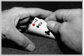 come nella vita reale di tutti i giorni  capire se la persona che abbiamo di fronte sta    bluffando       molto importante  nel poker ci fa guadagnare soldi