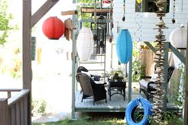 seasonal simplicity home tour our outdoor spaces the wicker house