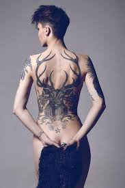 female back tattoos tattoo collections