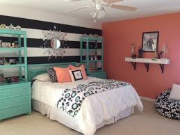 Coral Aqua Bedroom Girls Teal Bedroom Ideas With Bedroom Ideas Teal Black And White