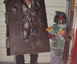 lab rats halloween costumes han solo in carbonite costume costumes