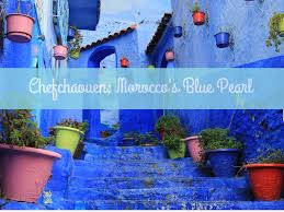 blue city morocco chair chefchaouen the blue town in morocco that s a delight to