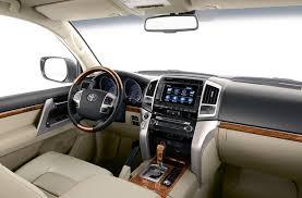 Toyota Land Cruiser Interior 2016 Toyota Land Cruiser Interior New Car And Price