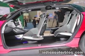 wey xev concept interior at iaa 2017 indian autos blog