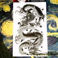 tribal chinese dragon tattoos chinese dragon tattoo reviews online shopping chinese dragon