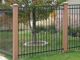 decorative metal fence panels idea the best decorative metal