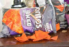 Coolest Doritos Bag Child U0027s Doritos Flavor Ranked Thrillist