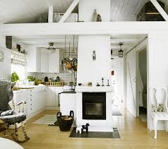 Cottage Of The Week Scandinavian Cottage Home Bunch  Interior - Cottage interior design ideas
