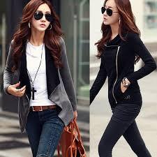 2015 new fashion winter women jacket long sleeve parka wadded plus