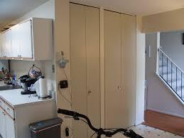 Sliding Closet Doors Installation Installing Ikea Pax Doors As Sliding Closet Doors Ikea Hack