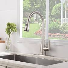 touch kitchen sink faucet touch on kitchen sink faucets friho modern commercial lead free