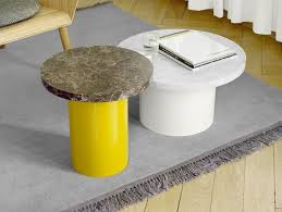 Yellow Side Table 8 Side Tables In Confident Colors Remodelista