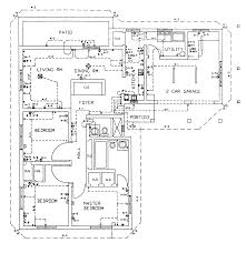 house layout drawing electrical plan lesson 5 technical drawings pinterest