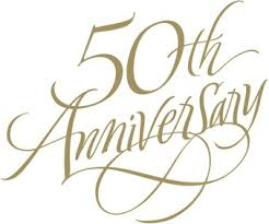 50 wedding anniversary wedding anniversary clipart free