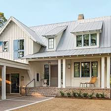 farm house blueprints house plans with shed dormers home design dormer board batten