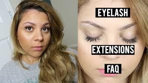 all about eyelash extensions lavish lashes youtube