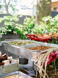 how to host a backyard barbecue wedding shower diy party ideas