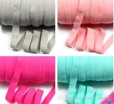 ribbon elastic elastic bands fold elastic ribbon elastic fabric hair
