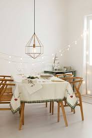 ornaments tablecloth simons maisonsimons decor inspiration