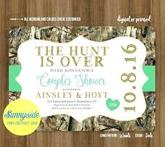 camo wedding invitations camo wedding invitation kits hunters wedding invitation camo