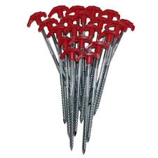 Awning Pegs Rock Pegs Camping U0026 Hiking Ebay