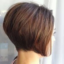 trendy short stacked bob hairstyle for women hairstyles weekly