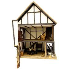 English Tudor Houses by Doll House Retail English Tudor Dolls House Dolls House Ideas