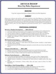 Sample Resume For Retired Police Officer by Resume Sample Law Enforcement Professional Page 1 Law