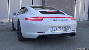 porsche 991 4 gts porsche 991 4 gts with porsche sport exhaust start up