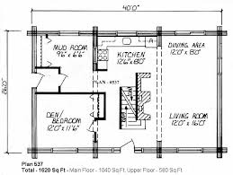 log home floor plan 1000 to 2000 square feet sq ft