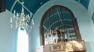 church chandeliers delivery of 2 large chandeliers church gapinge netherlands 2016