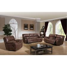 3pc Living Room Set 3pc Living Room Set Living Room Sets Skyler 3 Piece Leather Set