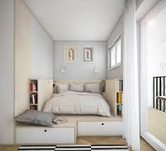 amenagement de chambre aménagement chambre utilisation optimale de l espace