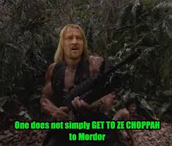 Meme Boromir - best of the walk into mordor meme smosh