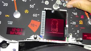 audi tt mk1 how to set the needles in the cluster with vag youtube