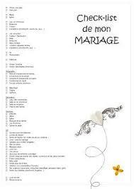 prã parer mariage mariage comment preparer mariage