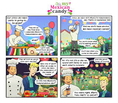 cartoon cinco de mayo cinco de mayo comic my mexican candy