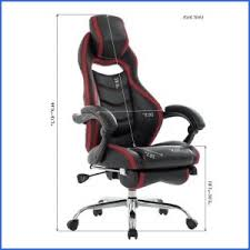 Ergonomic Office Chairs Reviews Office Chair With Leg Support Pasarbajuhem Co